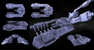 Small Carrier Class: Uminion by yzorg