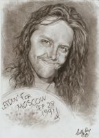 Lars Ulrich by drinkemalll