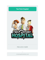 Two Point Hospital - Icon by Crussong