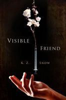 Cover art: Visible Friend by annecain