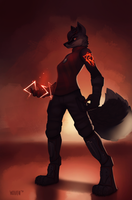 Intensity [Commission] by ItsWolven