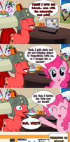 Jasper reacts to Not Asking for Trouble (Spoilers) by DaJoestanator
