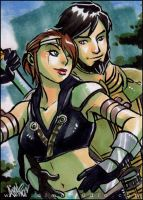 PSC - SWTOR Jedi couple by aimo