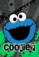 Cookie monster by SirArthur87
