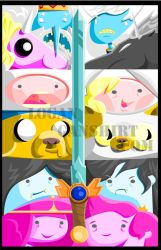 Adventure Time by Logant