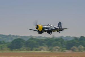 Vought F4U Corsair by vipmig