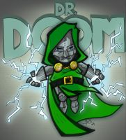 Doom Colored by failed-project
