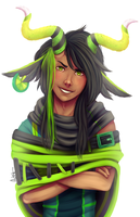 Lime Boy by Asteripheus