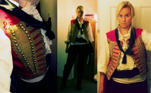 Enjolras Cosplay by Spwinkles