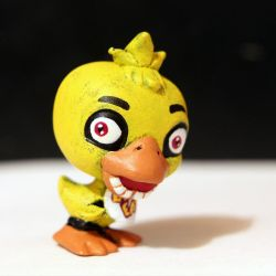 Chica from FNAF LPS custom by pia-chu