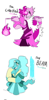 Infinity Gems Fusions by NoneToon