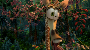 Never, ever pause Melman by moviememes