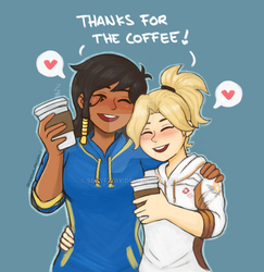 Thanks for your support by sexyfairy