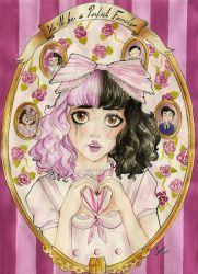 Melanie Martinez: Dollhouse by MauroStrange