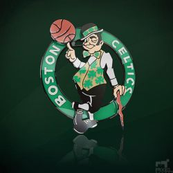 NBA Team Boston Celtics by nbafan