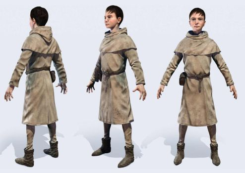 Assassin's creed boy by mojette