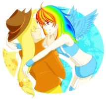 Appledash. by Irieru