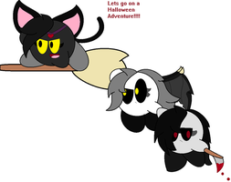 Halloween, much? by Ask-TamTheCreator