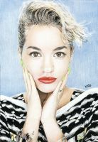 Rita Ora 1 by cherrymidnight