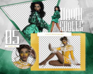Pack Png 1117 - Naomi Smalls by confidentpngs