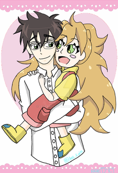 Sweetness and Lightning by LenFan20