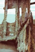 Landscape Stock - Ship Wreck 1 by Carol-Moore