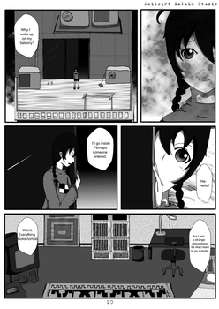 Yume Nikki Reves Doux Chapter I page 10 by a-la-kaito