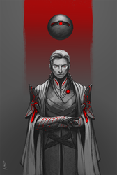 Hux by KanzakiVS