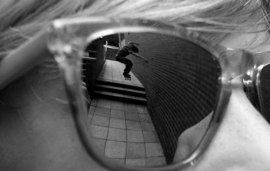 World through a skaters eyes by TK-26