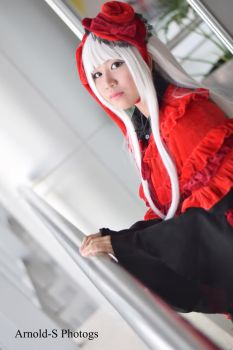 Cosplay shoot by Arnold-S-Photgs