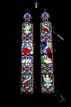 Stained Glass by SusieStock