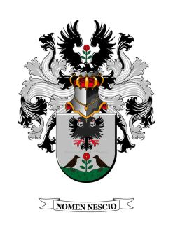 Coat Of Arms by Lygophilia1