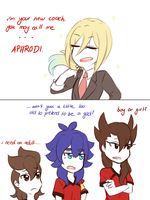 Call me Aphrodi by VIMYO