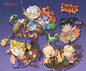 Rugrats by BrendanCorris
