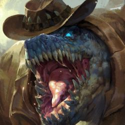Outback Renekton by zippo514