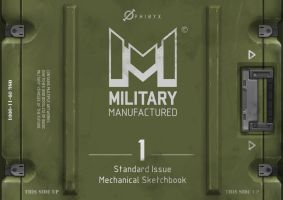 Military Manufactured 1 by Loone-Wolf