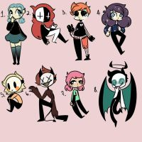 Cheap adopts (CLOSED) by Blood-Soda
