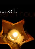 Earth Hour by Ring-Suzu