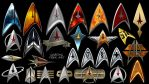 Star Trek Deltas and Logos by gazomg