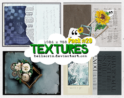 Texture Pack #20 by Bellacrix