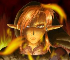 AAHH- FIRE by HyruleMaster