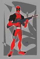 deadpool ver 2 2-23 by Glwills1126