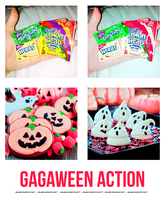 Gagaween Action by Laaloadictedphoto