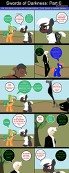 Family Time: Swords of Darkness Part 6 by EmoshyVinyl