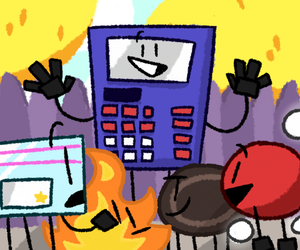 Wait Who's Calculator by gabby0004