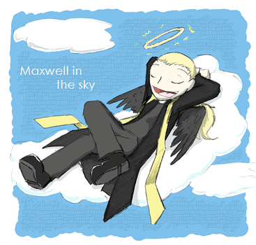 maxwell in the sky by cheetahtrout