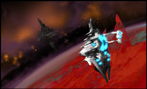 The Red Planet by Lightbehm