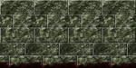 Green Stone Bricks with Blood Remake by Hoover1979