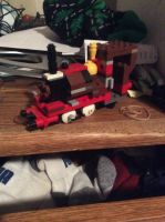 LEGO Talyllyn by doctorwhooves253
