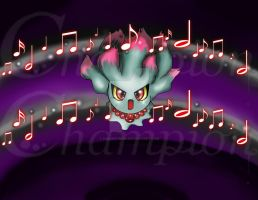 Misdreavus used perish song